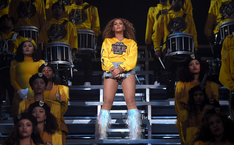Netflix vai ter documentário do concerto de Beyoncé em Coachella