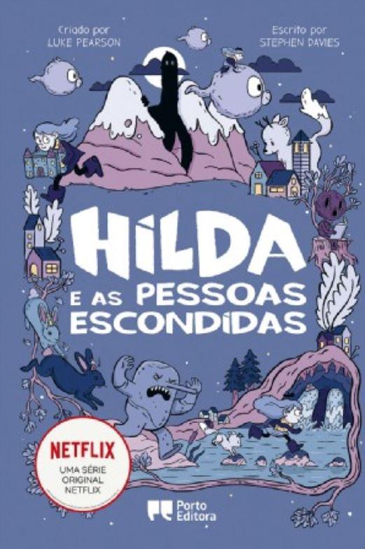 'Hilda' salta da Netflix para um livro que já chegou às livrarias