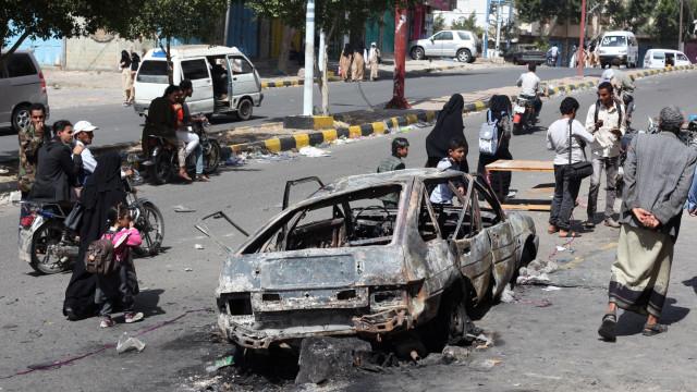 Explosão no Iémen mata 14 crianças e fere outras 16