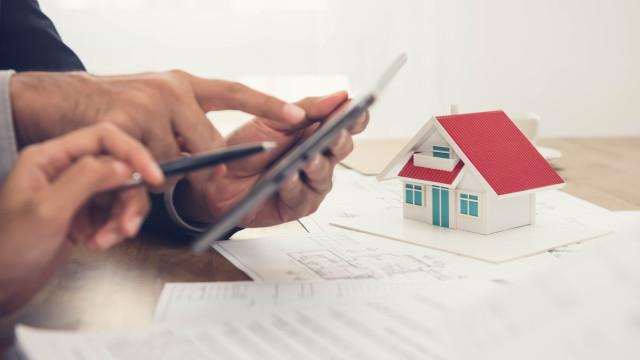 Bancos 'deram' 734 milhões de euros para a compra de casa em fevereiro