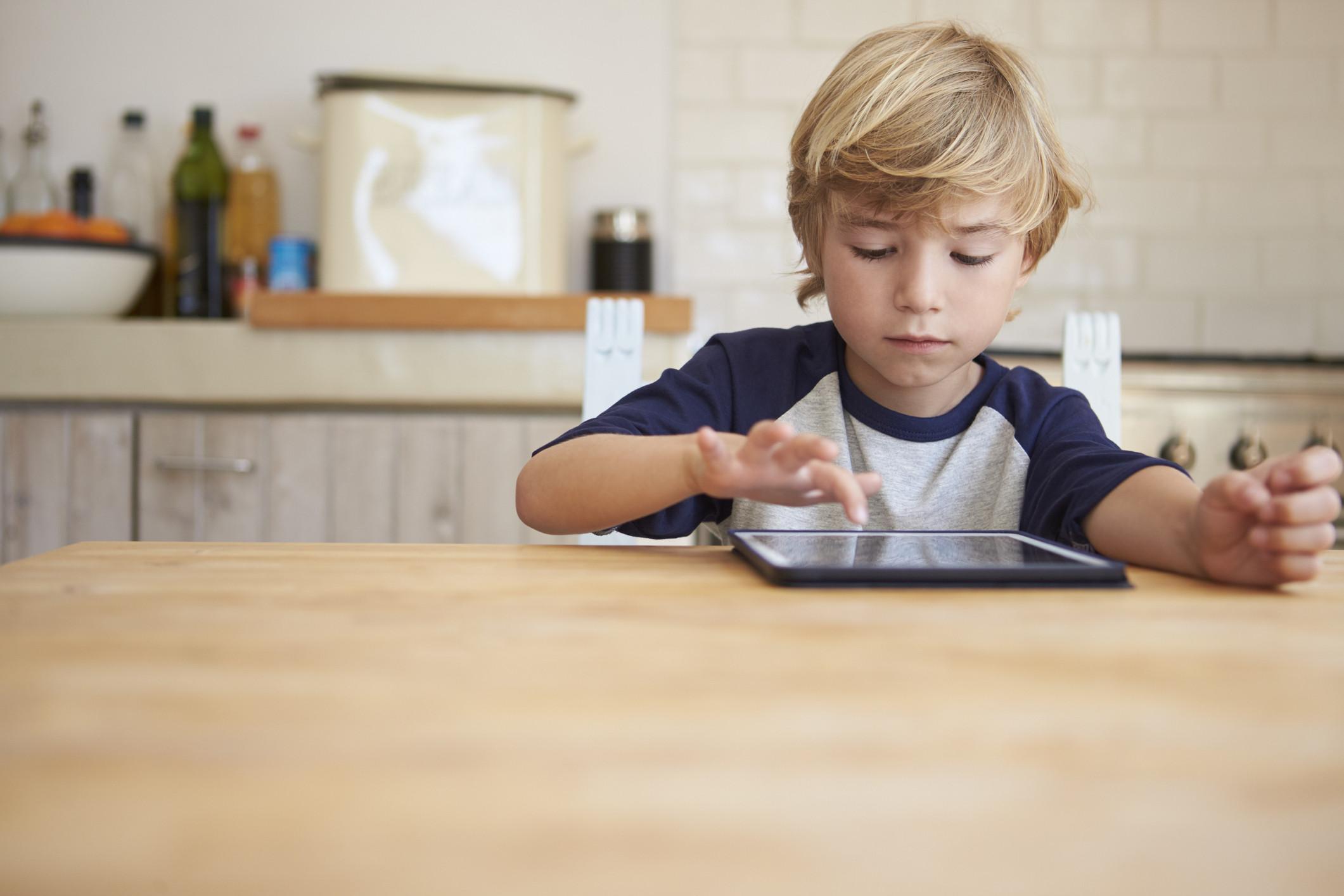 Criança bloqueou iPad por quase 50 anos