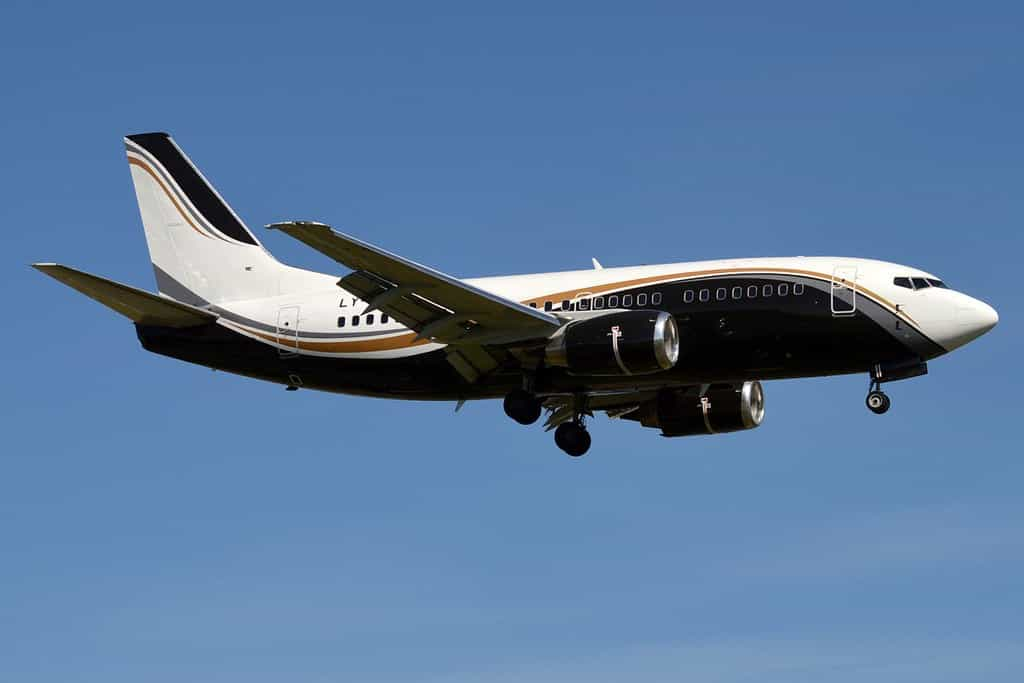 Equipa de basquetebol viveu hora de pânico a bordo de Boeing 737