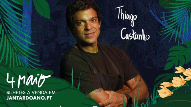 'O Jantar do Ano' apresenta os chefs Henrique Fogaça e Thiago Castanho
