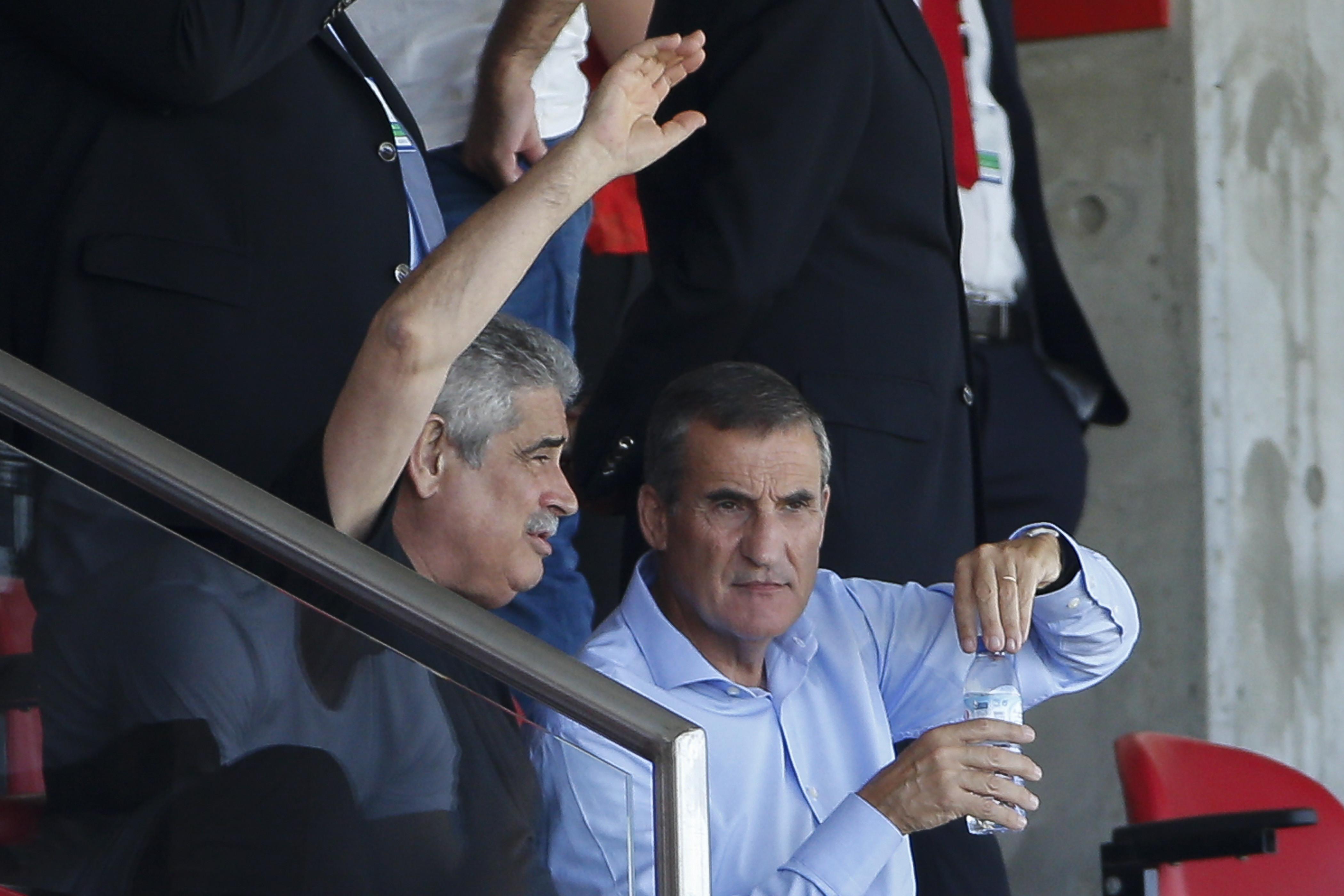 """""""A formação do Benfica não estaria onde está hoje sem a visão de Vieira"""""""