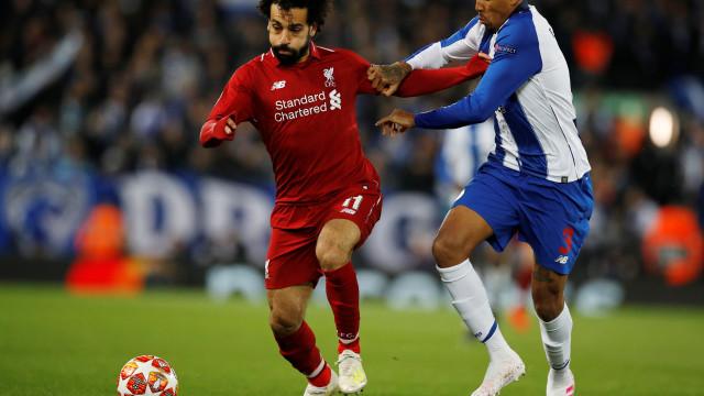 'Bomba' em Liverpool? Salah terá discutido com Klopp e pedido para sair