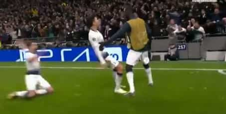 Son Heung-Min dá vantagem ao Tottenham e deixa Ederson mal na fotografia