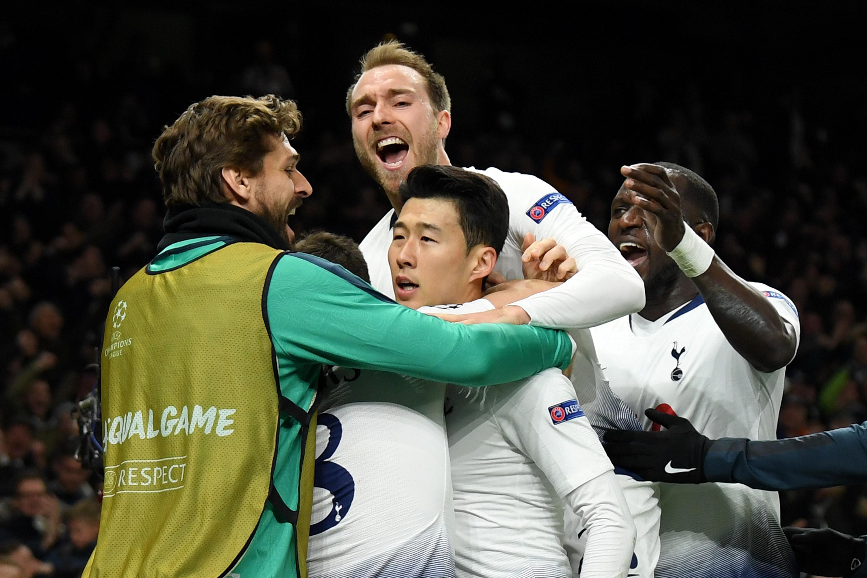 Objetividade do Tottenham deixou Man. City... de olhos em bico