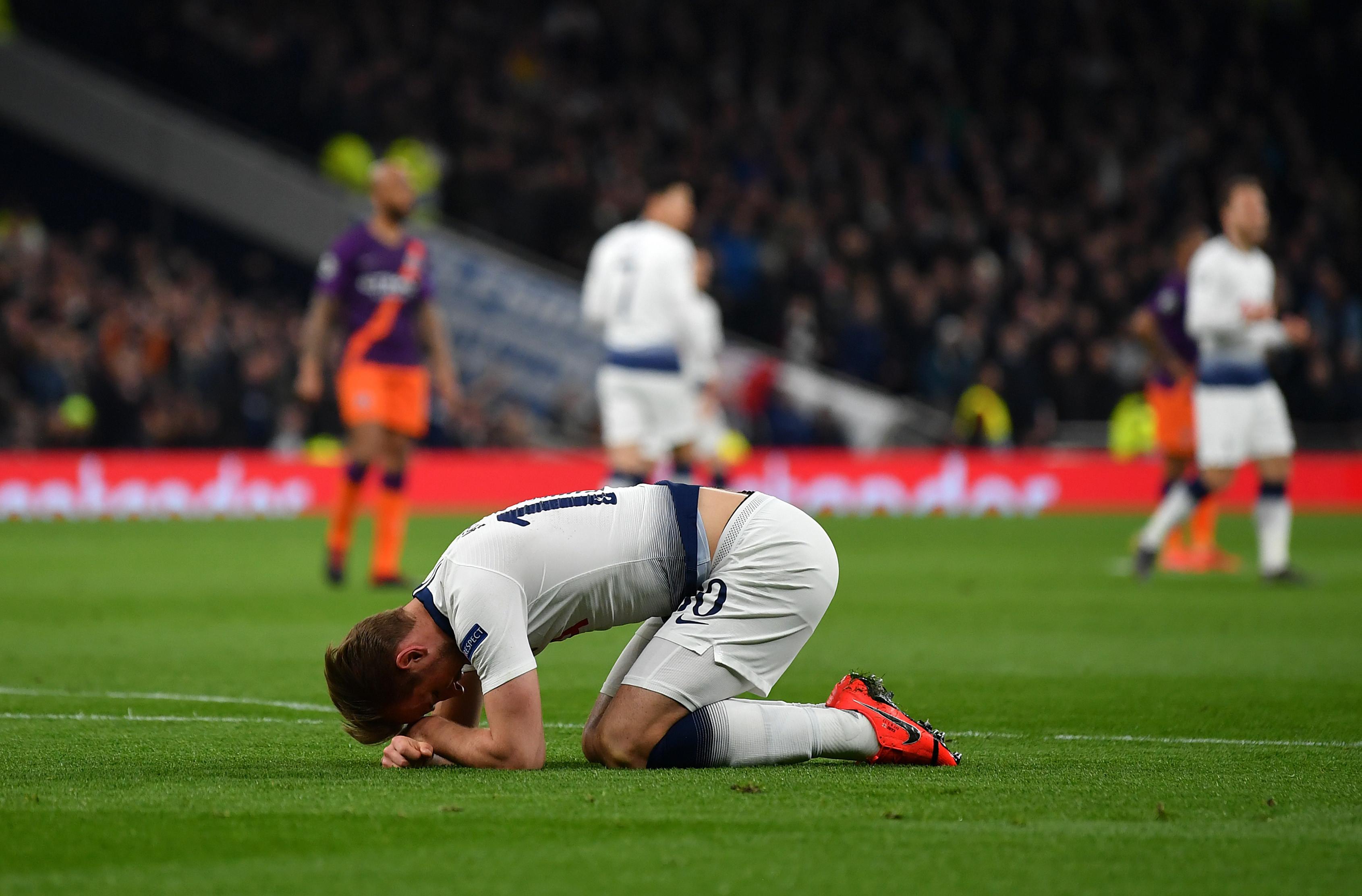 Mauricio Pochettino revela que Harry Kane pode não jogar mais esta época