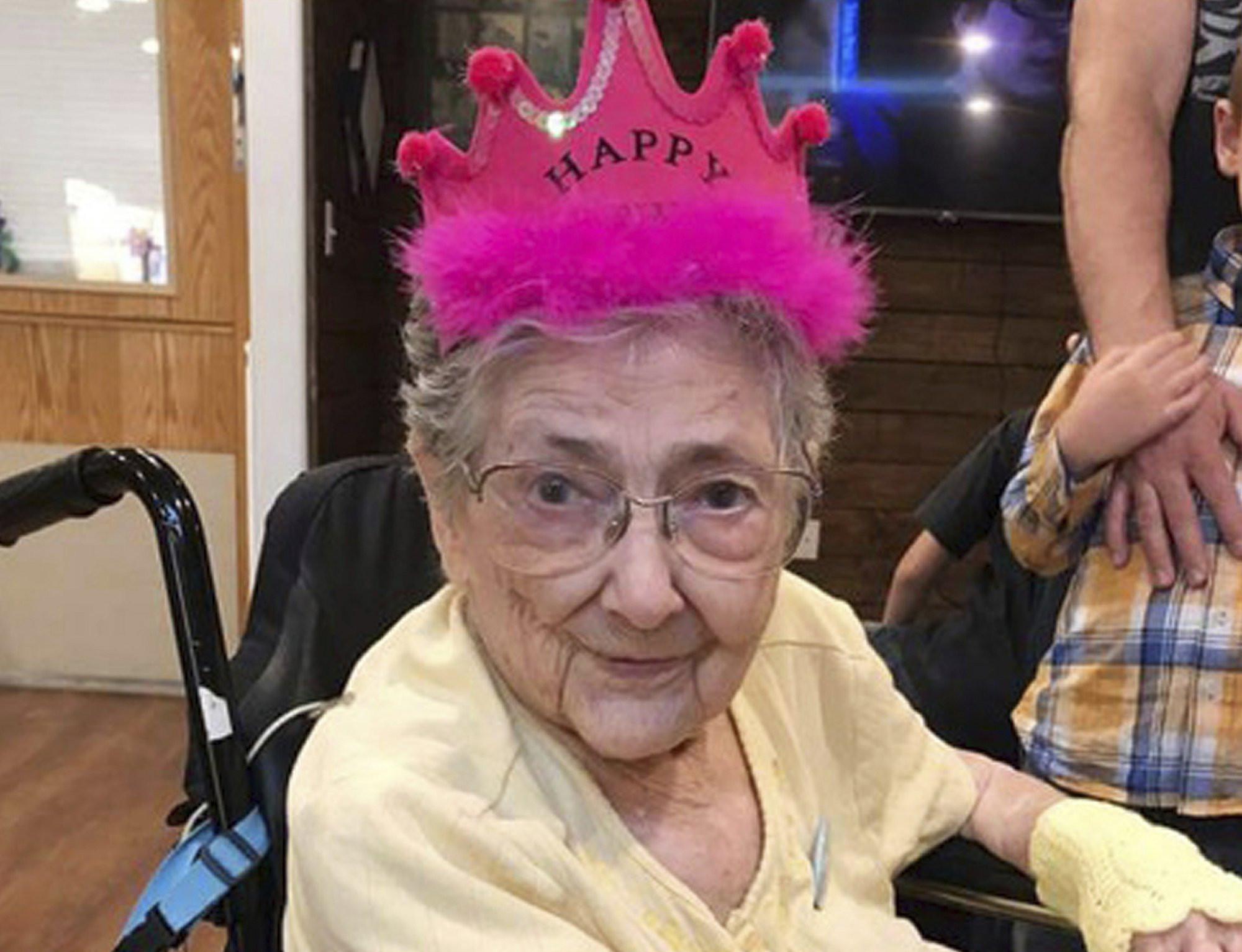 Mulher vive até aos 99 anos com órgãos do lado errado do corpo