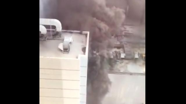 Incêndio em edifício do maior centro comercial de Banguecoque faz 1 morto