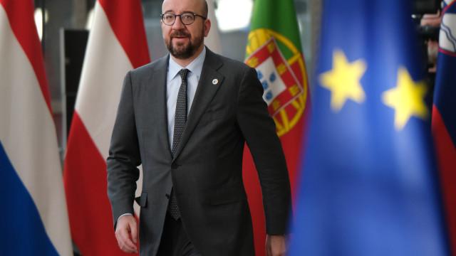 """Bélgica não quer que Reino Unido use extensão para """"chantagear os 27"""""""