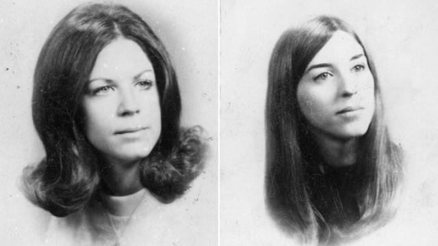 Duas jovens foram mortas com violência em 1973. Autor foi agora detido