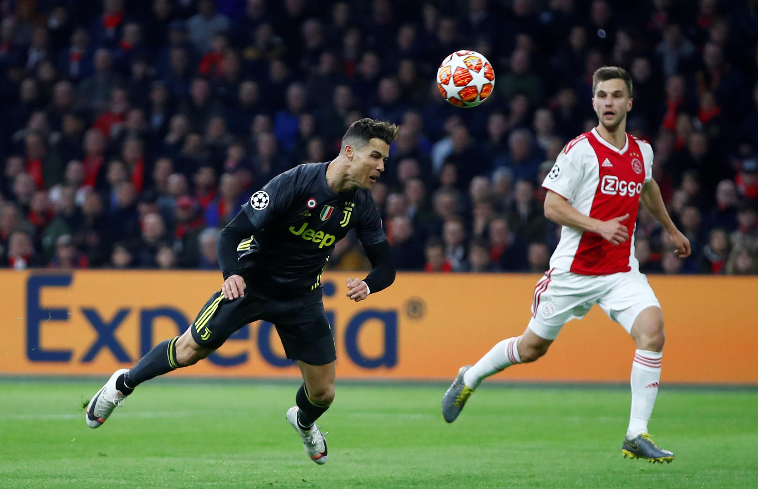 Ronaldo salva uma 'Velha Senhora' débil para tanta juventude