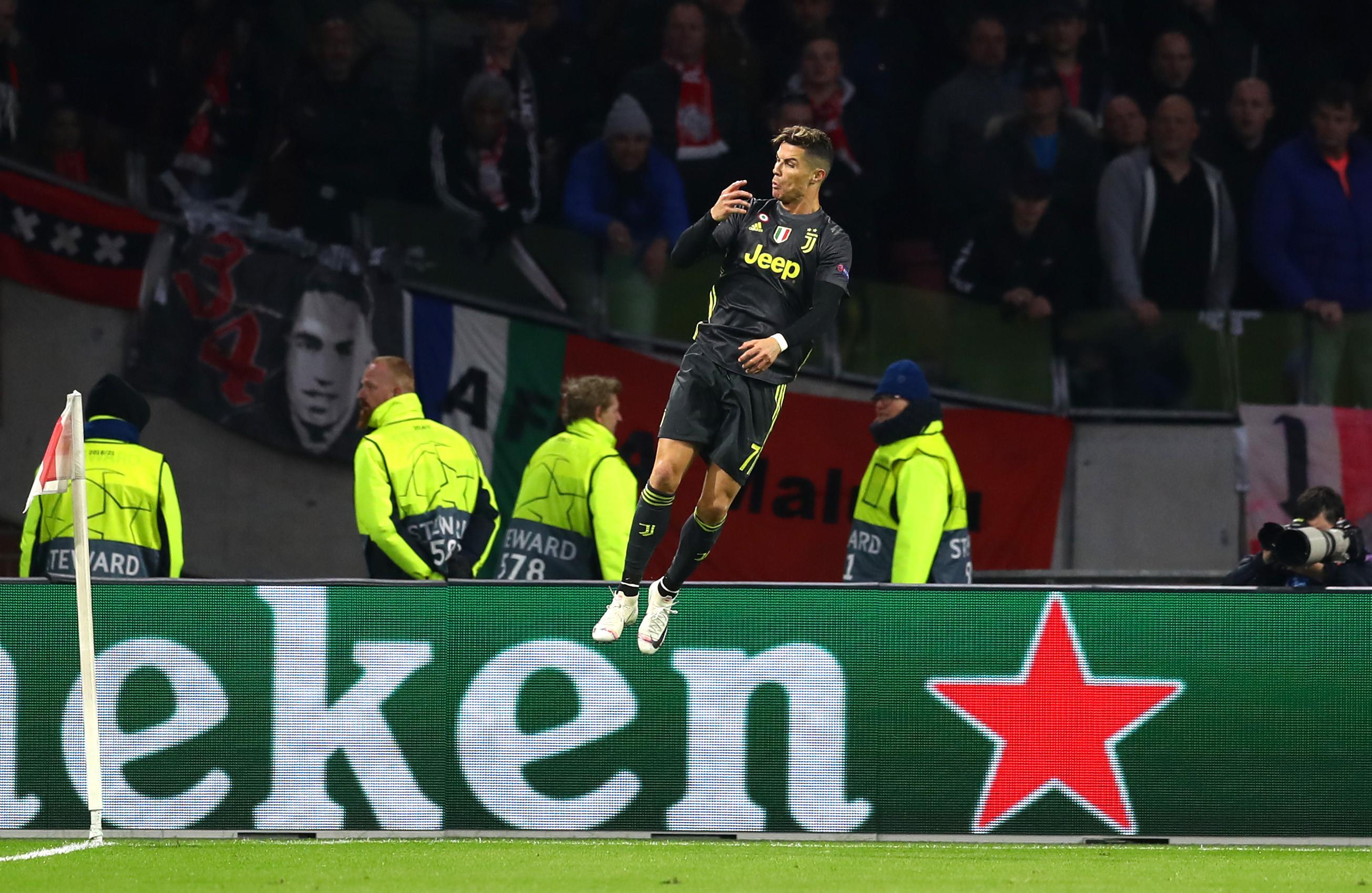 Assim foi o regresso do rei Ronaldo à sua competição preferida