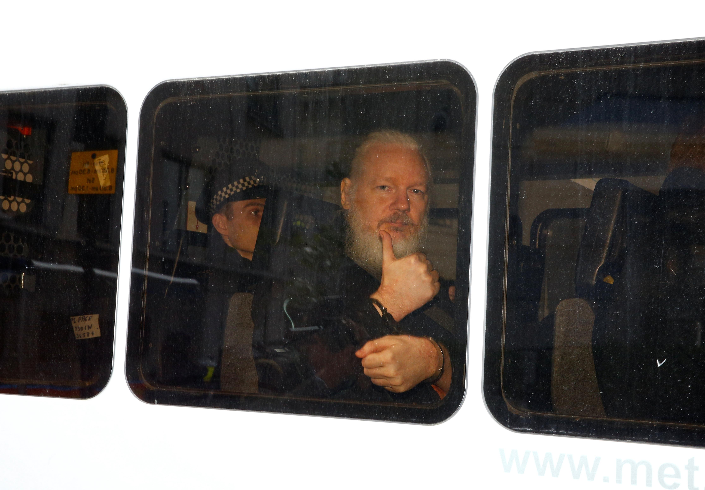 Pedido de extradição de Julian Assange para os EUA preocupa ONU