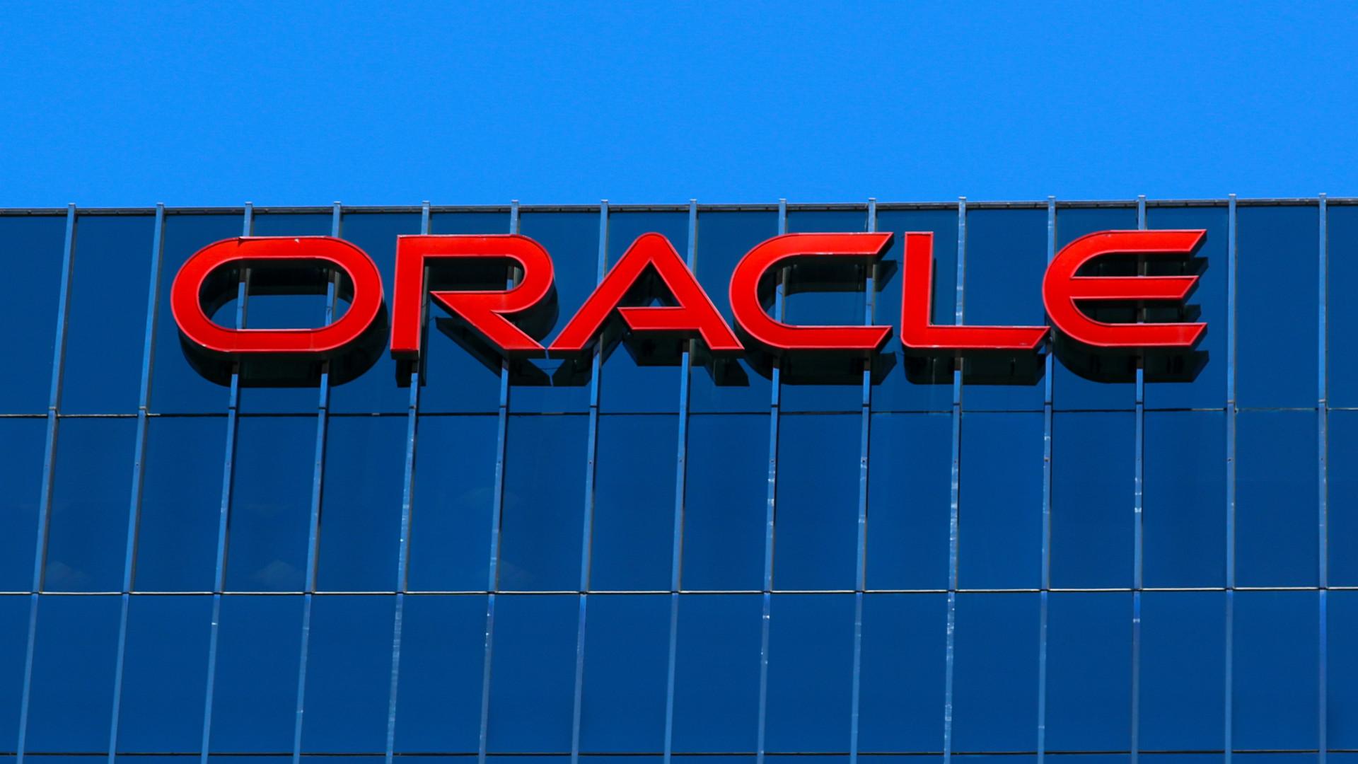 Receitas da Oracle sobem 8% no 4.º trimestre do ano fiscal de 2021