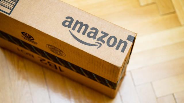 Lucro da Amazon mais do que duplica no 1.º trimestre para 3,6 mil milhões
