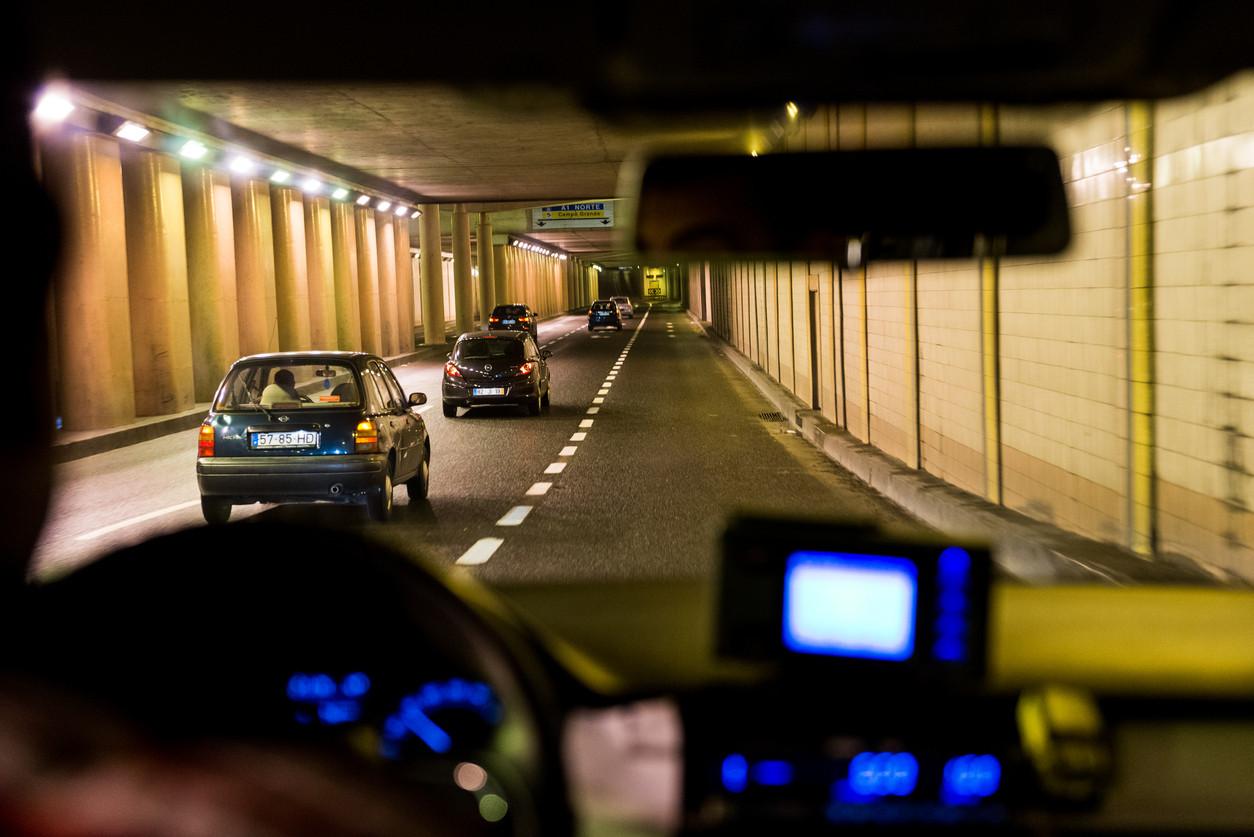 GNR vai fiscalizar condutores que andam nas faixas do meio e da esquerda