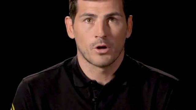 Casillas escolhe três melhores defesas da sua carreira