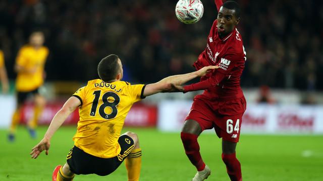 Atenção Sporting: Liverpool já fixou preço por Rafael Camacho