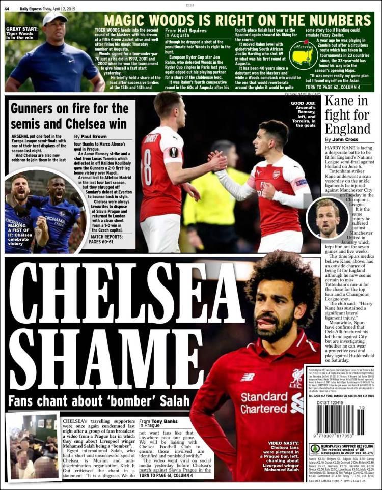 """Lá fora: Guedes no palco da fama e os adeptos do Chelsea no da """"vergonha"""""""