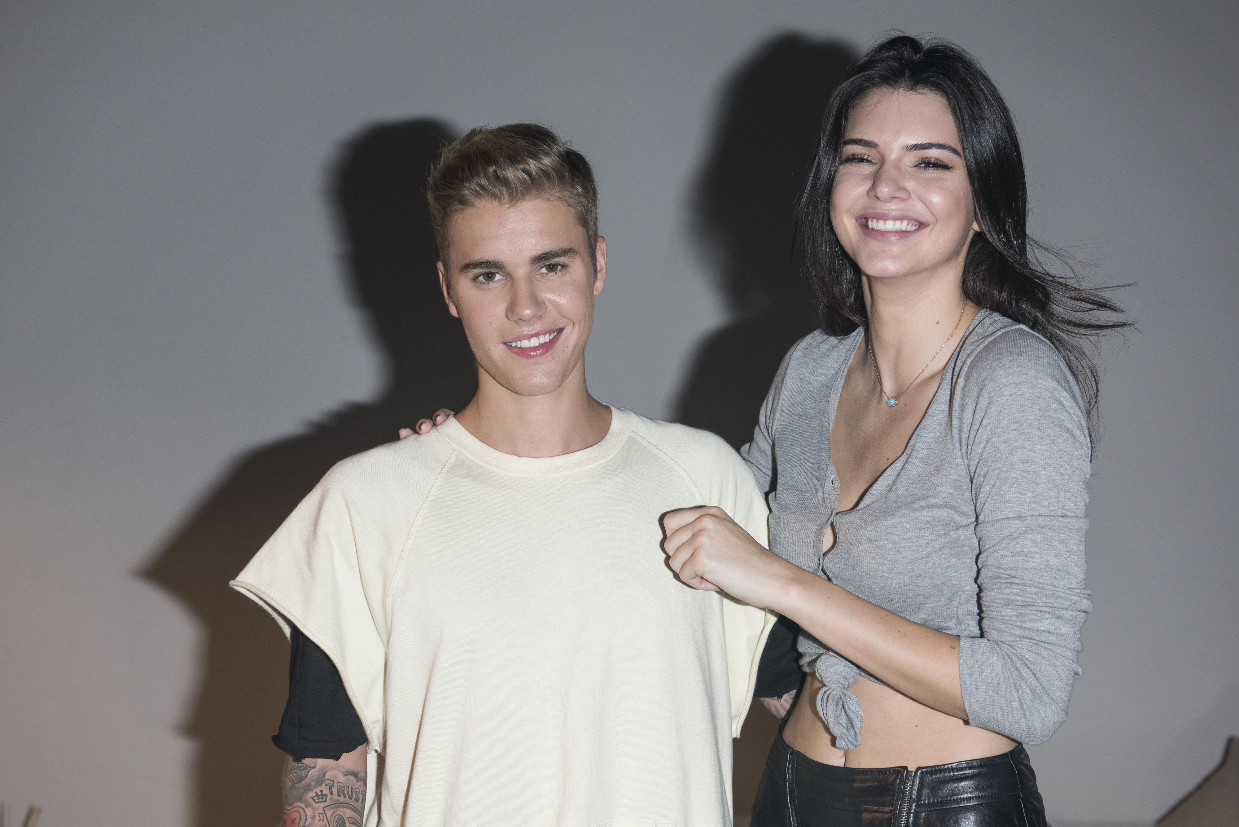 Justin Bieber partilha foto 'má' com Kendall Jenner. Hailey Baldwin riu
