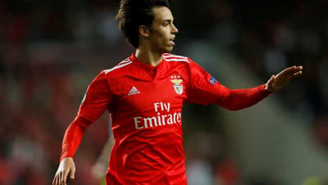 Real Madrid e Barcelona não pagam o que o Benfica quer por João Félix
