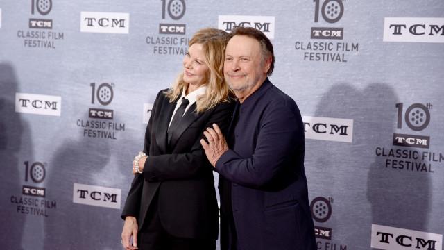 Meg Ryan e Billy Crystal juntos 30 anos após lançamento de filme