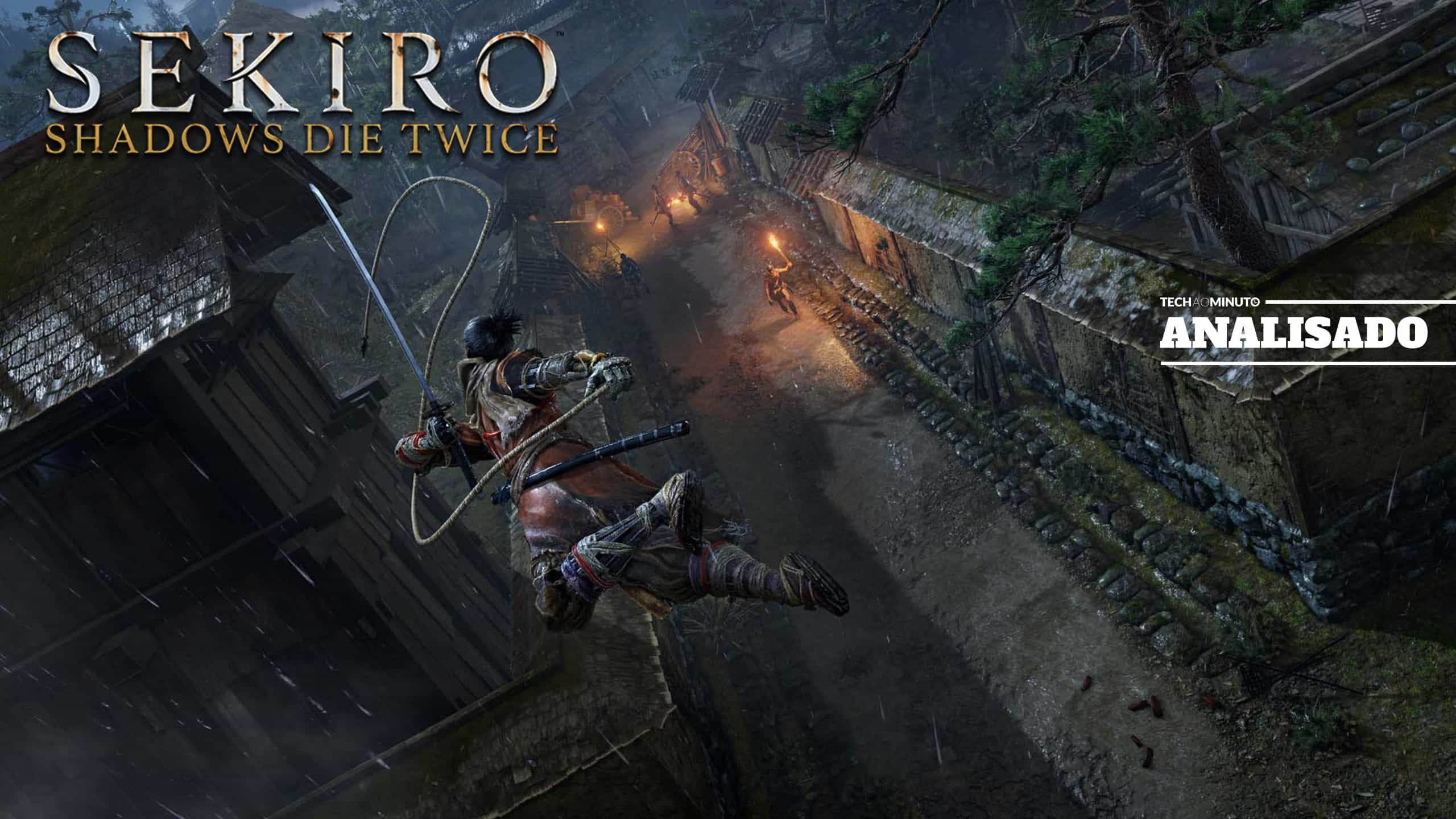 'Sekiro: Shadows Die Twice'. Está à altura do desafio?