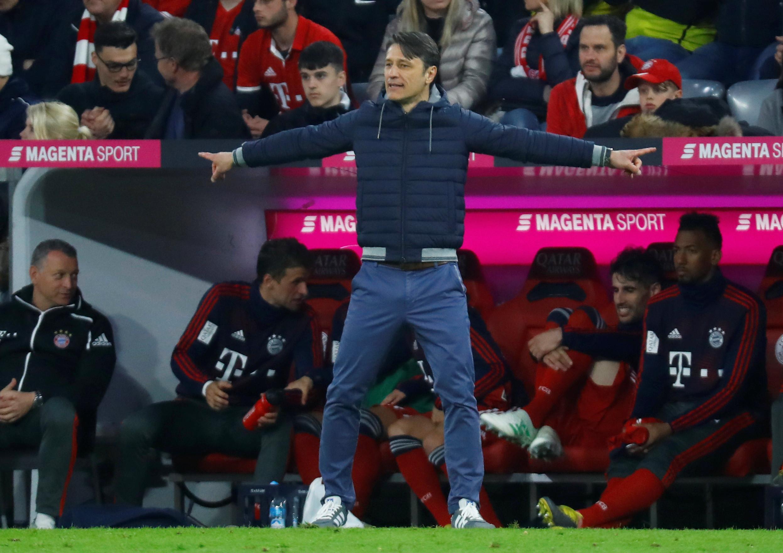 Treinador do Bayern explica cena de pancadaria entre Lewandowski e Coman