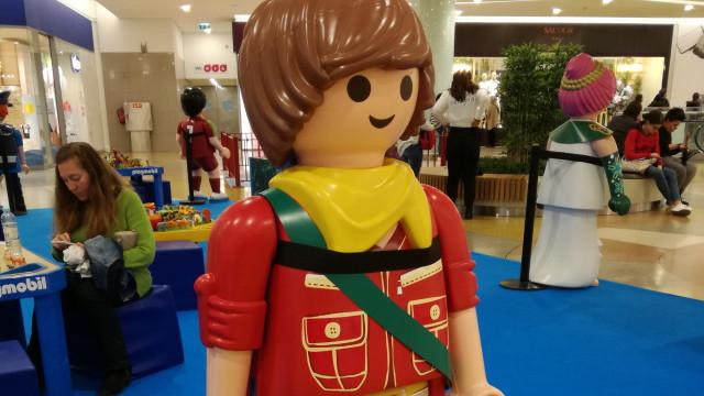 Alma Shopping abre portas ao universo PLAYMOBIL