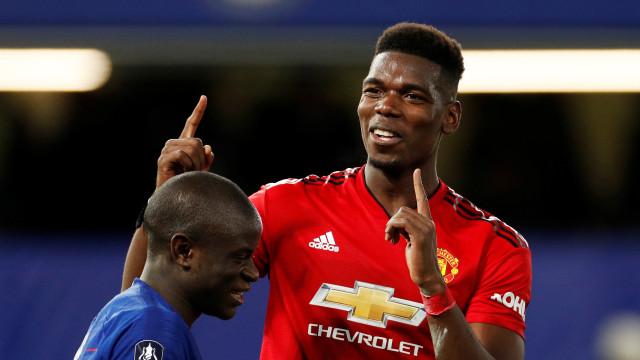 Decisão tomada: Pogba quer deixar o Manchester United