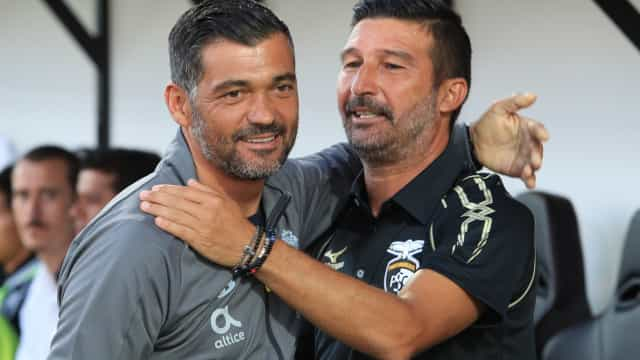 FC Porto tenta repetir em Portimão a receita.... do Dragão