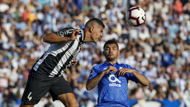 [0-2] Portimonense-FC Porto: Marega faz o segundo golo