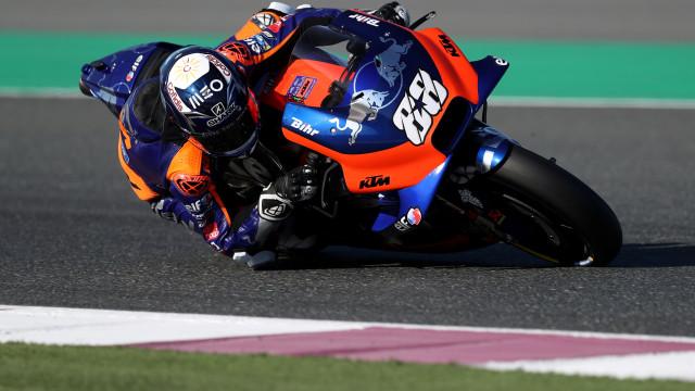 Miguel Oliveira pontua pela segunda vez consecutiva no MotoGP