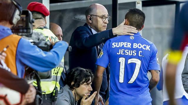 FC Porto revela estado da lesão de Corona