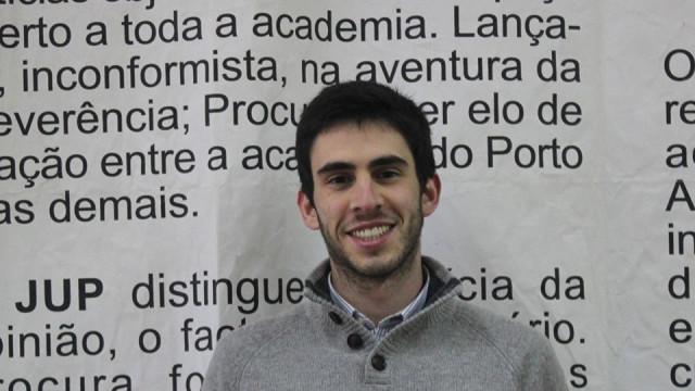 Jorge Félix Cardoso suspende mestrado e entrega-se às Europeias