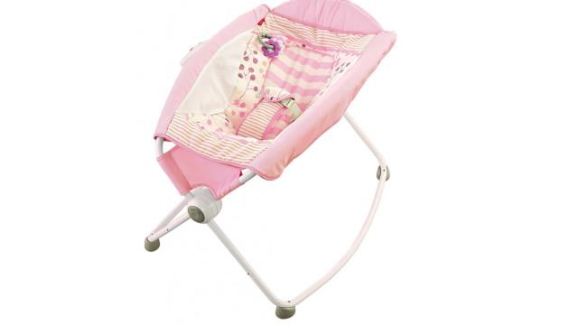Após morte de 30 bebés, cadeiras da Fisher-Price retiradas do mercado