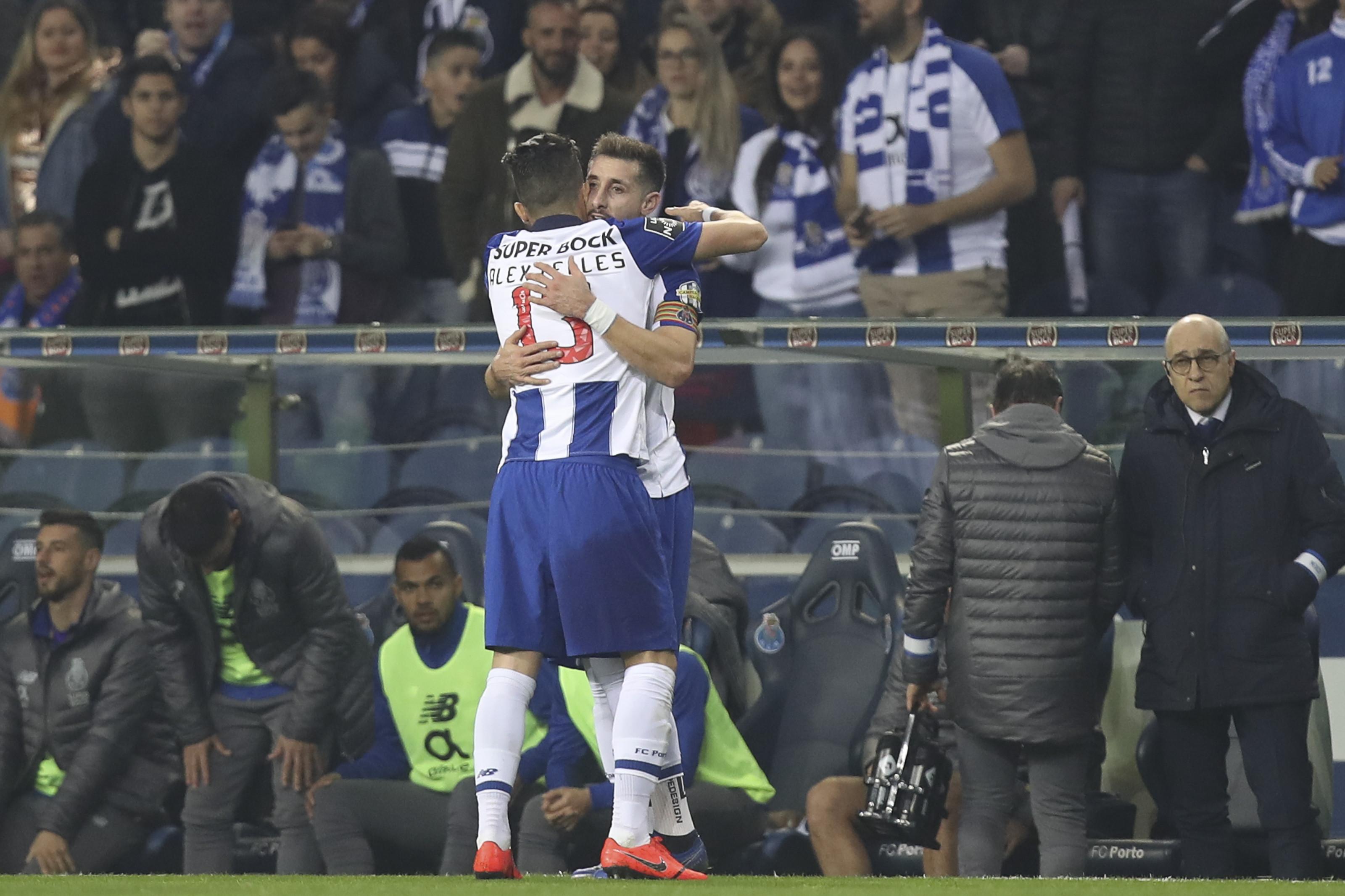 """Alex Telles e Herrera: """"O futuro do Atlético"""""""
