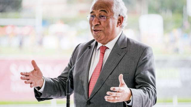 """""""Descaramento"""". Costa diz que PSD merece um voto de censura"""