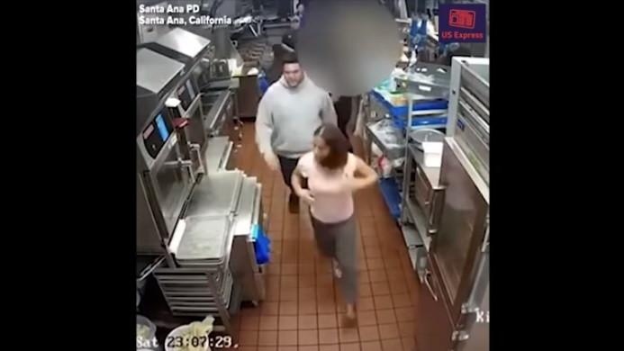 Ataca gerente de McDonald's porque lhe deram... pouco ketchup