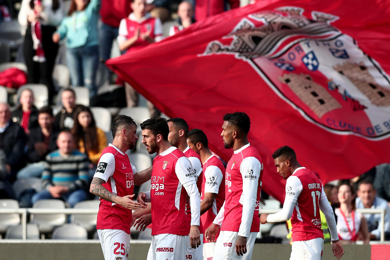 Sp. Braga sorri por fim e mantém perseguição ao Sporting