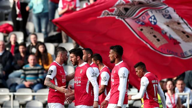 31.ª jornada: Já está definida a hora do Sp. Braga-Benfica