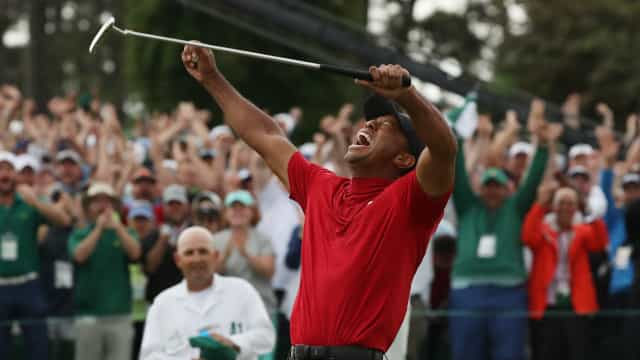 O regresso da lenda: Tiger Woods conquistou um Masters 11 anos depois