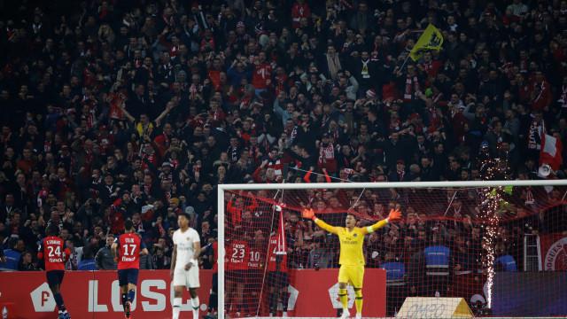 Humilhação histórica imposta pelo Lille ao PSG já corre mundo