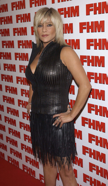 'De preto nunca me comprometo': As escolhas de Samantha Fox