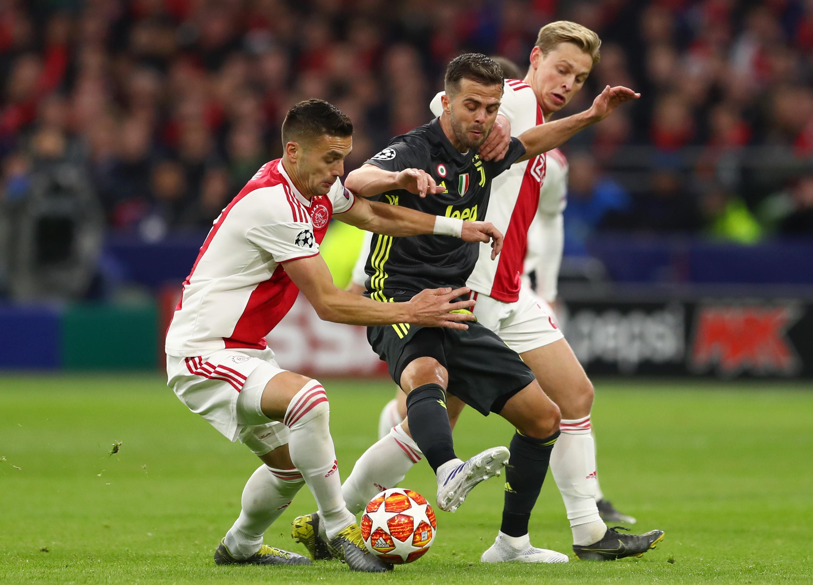 Lista de convocados do Ajax traz uma má notícia para... a Juventus