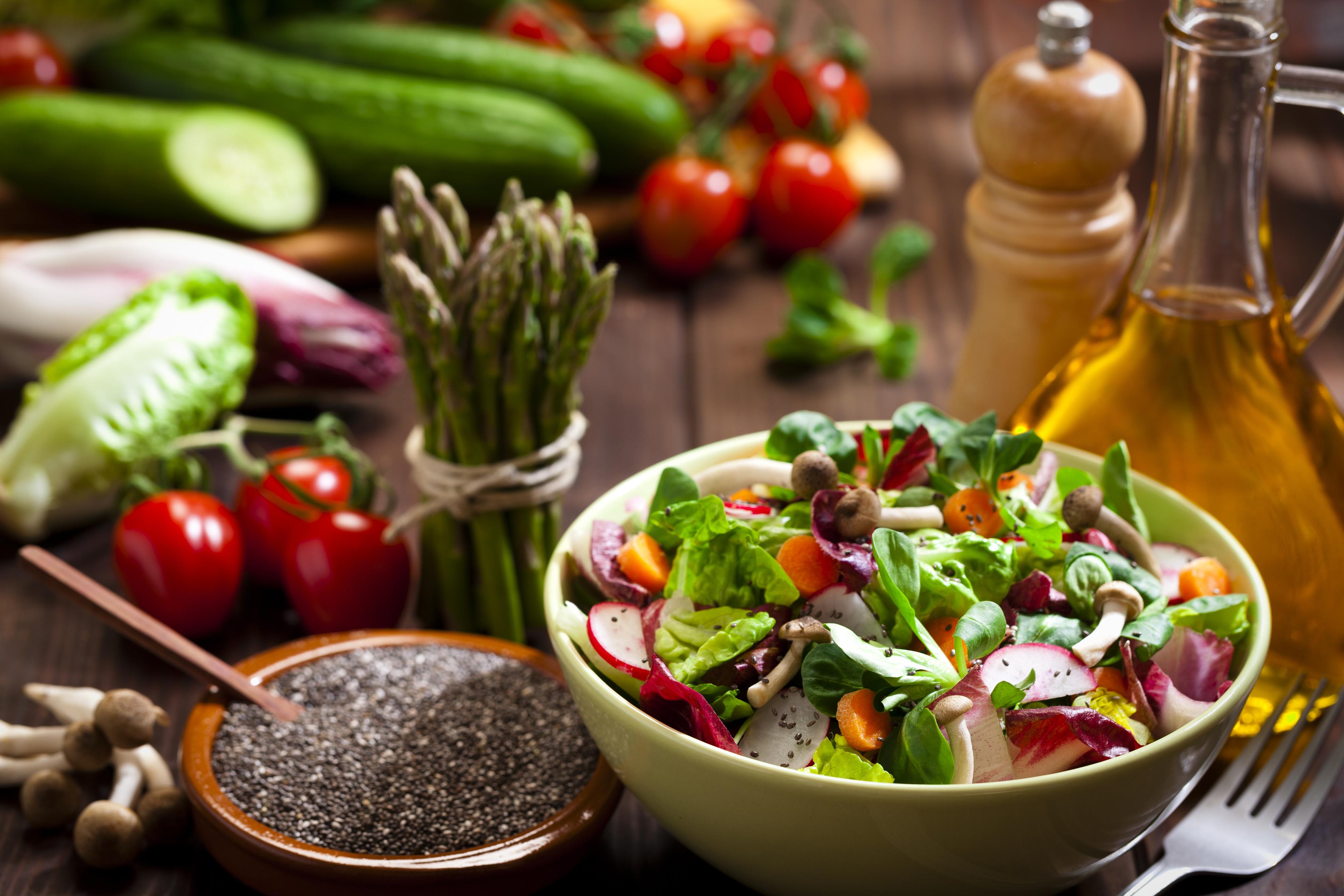 Ser vegano é fácil, diz Maria de Oliveira Dias