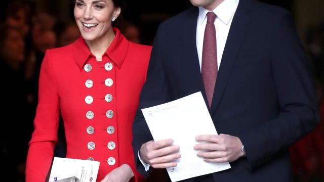 Internautas não deixam 'morrer' rumores de traição do príncipe William
