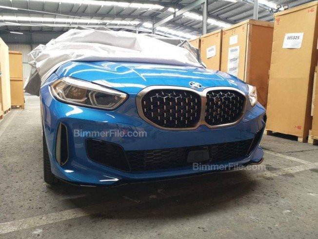 Fuga de imagens: Este será o aspeto do novo BMW Série 1